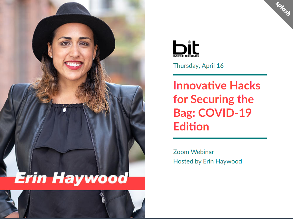 Webinar: Innovative Hacks for Securing the Bag: COVID-19 Edition